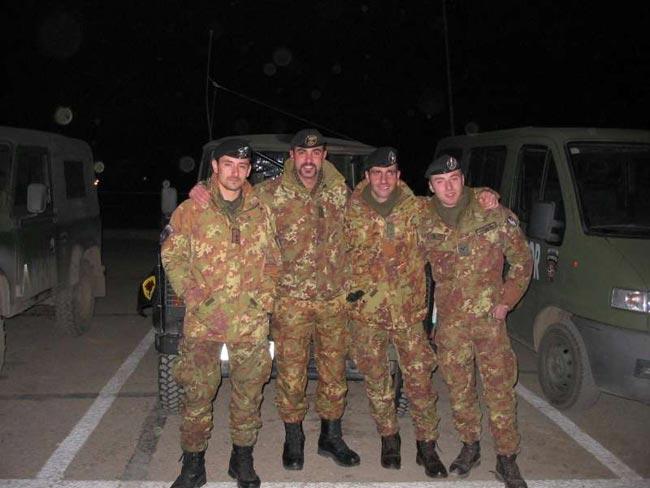 I morosiniani si incontrano anche in Kosovo