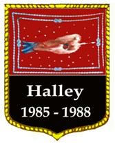 Riunione del corso Halley 1985-'88