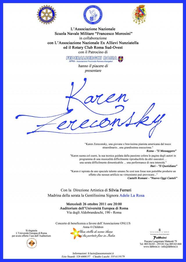 Concerto a Roma