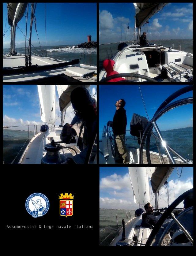 Assomorosini Lazio: uscite in barca