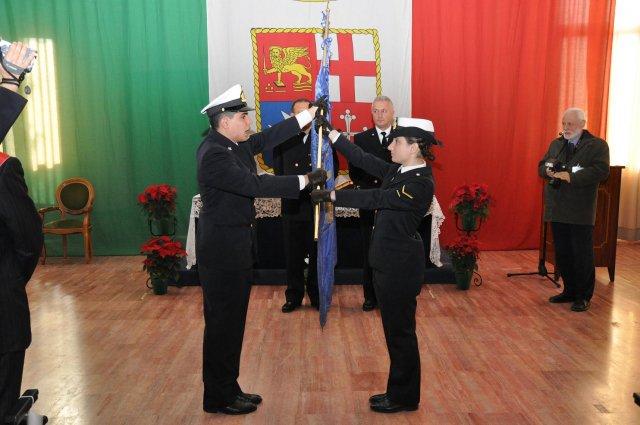Inaugurazione anno scolastico alla Scuola Navale Militare