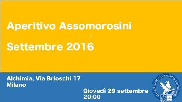 Alumni Monthly Meeting Milano